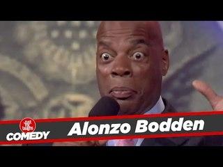 Alonzo Bodden Stand Up - 2011