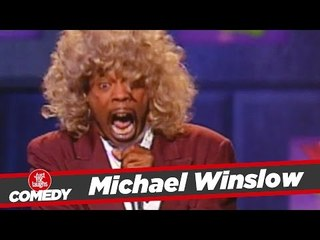 Michael Winslow Stand Up - 1996