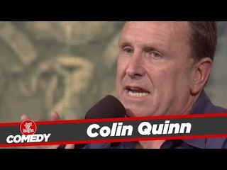 Colin Quinn Stand Up - 2011