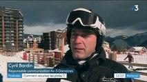 Pyrénées : sécurisation des pistes de ski
