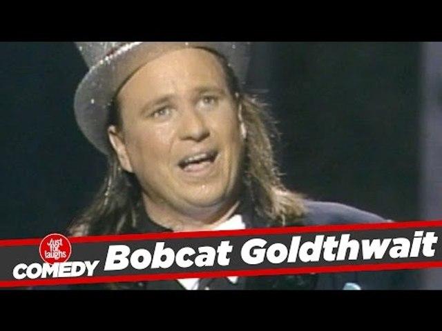 Bobcat Goldthwait Stand Up - 1989