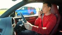 AMG G63 v Porsche Cayenne Turbo v Range Rover SVR: OFF-ROAD DRAG RACE