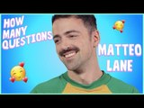 Matteo Lane Sexting His Long-Distance Boyfriend - How Many Questions