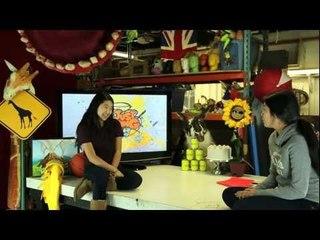 Getting to Know Just Kidding Pranksters - Minji interviews... Minji
