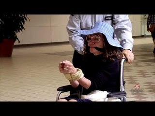Woman in Wheelchair Gets KIDNAPPED (with Bonus Footage)