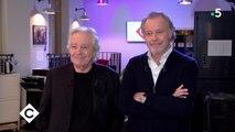 Pierre Arditi - Michel Leeb : le grand débat ! - C à Vous - 25/01/2019