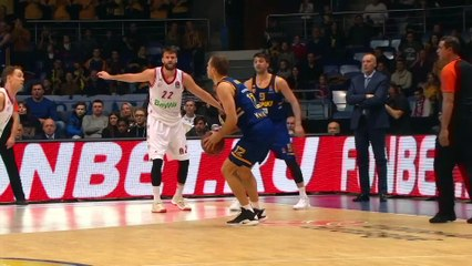 EuroLeague 2018-19 Highlights Regular Season Round 20 video: Khimki 60-71 Bayern