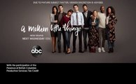 A Million Little Things - Promo 1x13
