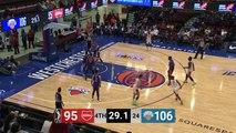 Dusty Hannahs (21 points) Highlights vs. Westchester Knicks