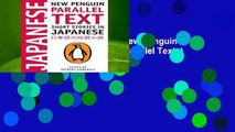 Short Stories in Japanese: New Penguin Parallel Text (New Penguin Parallel Texts)