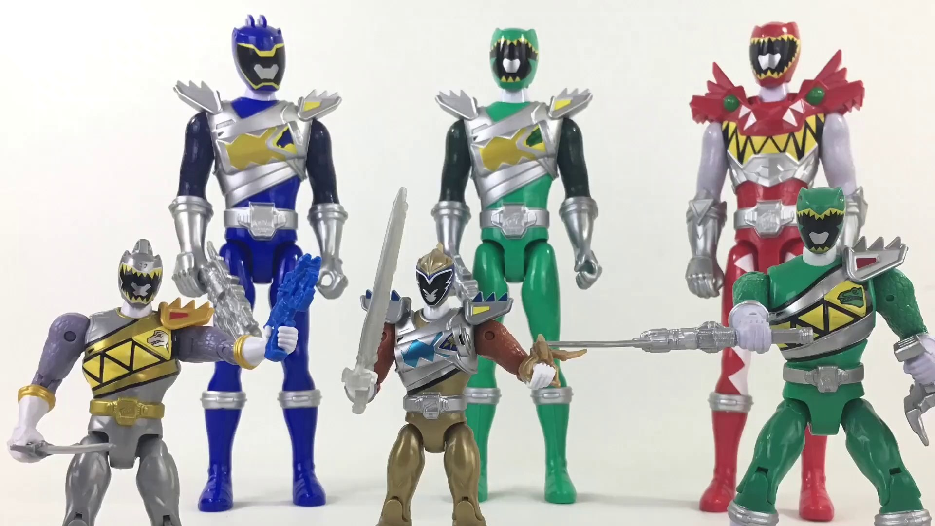 power rangers dino super charge action figures red green blue gold silver keith s toy box video dailymotion power rangers dino super charge action figures red green blue gold silver keith s toy box