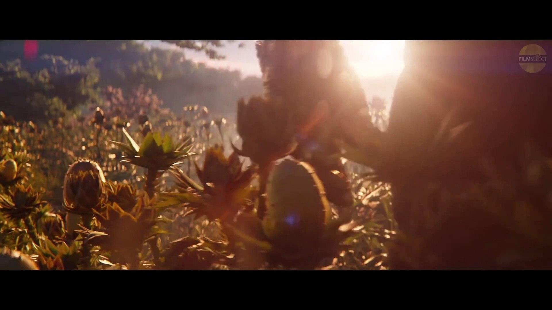 AVENGERS 4 ENDGAME Trailer (2019)