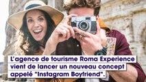 On peut désormais louer un petit-ami pour faire ses photos Instagram