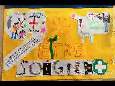 Les droits de l'enfant - UPE2A et CE2, école du Centre à Montauban