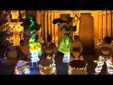 Parade lumineuse sous les tropiques WIM PERCUSSION Noël sous les tropiques