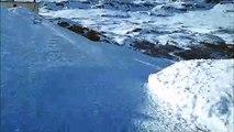 INSOLITE : 6 abris de neige à la base polaire de Val-Cenis
