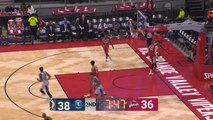 Ray Spalding slams home the alley-oop