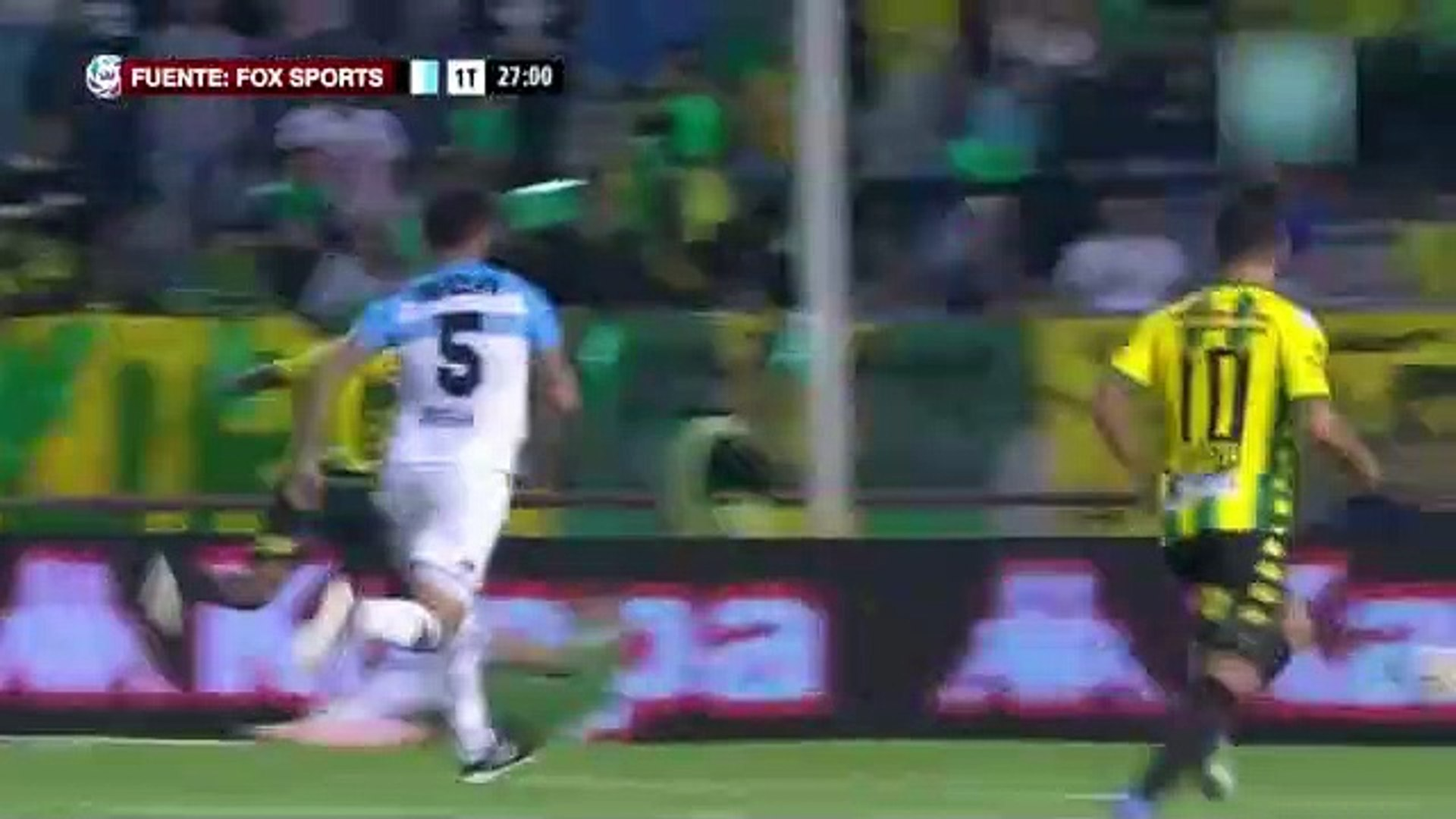 Aldosivi 1-3 Racing - Superliga - Fecha 16