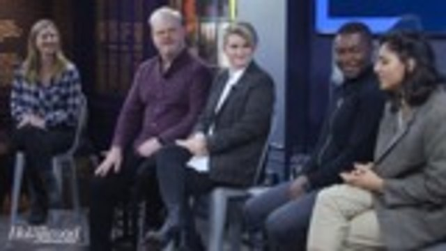 Jim Gaffigan, David Oyelowo and More on The Actor Panel 'Close-up With The Hollywood Reporter Live at Sundance'   Sundance 2019