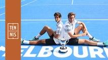Open d'Australie 2019 : Herbert et Mahut complètent leur collection !