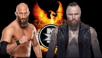 Tommaso Ciampa (c) vs. Aleister Black NXT Title Match NXT TakeOver: Phoenix