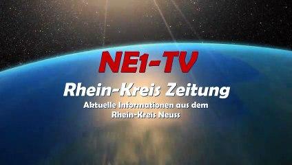 2019-01-27_Korschenbroich: Lagerhalle brennt - deutliche Rauchwolke - Großeinsatz Feuerwehr - NINA Warnung