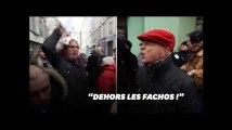 Des foulards rouges virent des gilets jaunes de leur marche républicaine pour les libertés