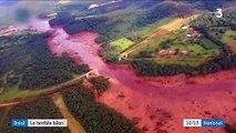 Brésil : 34 morts et 300 personnes toujours portées disparues dans l'effondrement d'un barrage