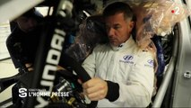 Rallye de Monte-Carlo : Sébastien Loeb, l'homme pressé