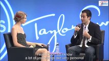 Learn English with Taylor Swift Talk Show - English Subtitles