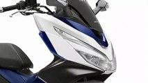 All New Honda PCX 150 2019 Custom Taste From Honda Forza 150 - First Look | Mich Motorcycle