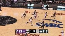 Cody Demps (24 points) Highlights vs. Austin Spurs