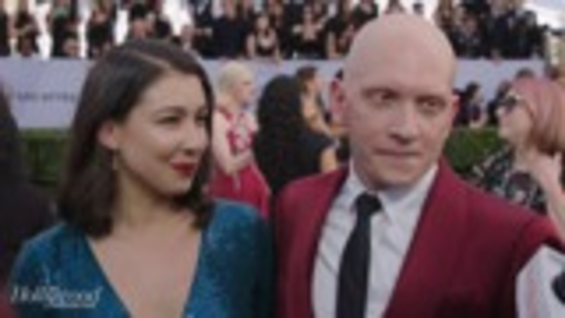 'Barry' Star Anthony Carrigan on SAG Awards Red Carpet 2019
