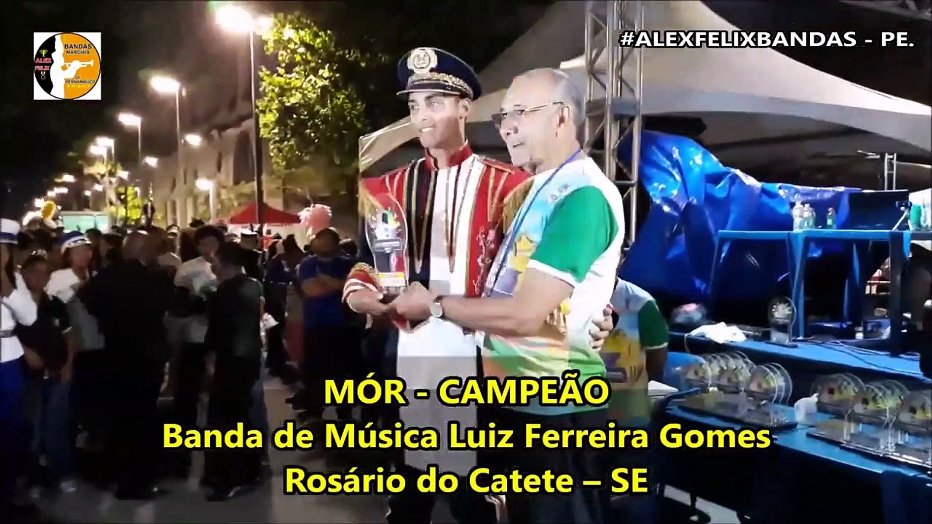 CNBF - 2018 - RESULTADO BANDA MUSICAL DE MARCHA SÊNIOR - CAMPEONATO NACIONAL DE BANDAS E FANFARRAS