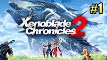 Xenoblade Chronicles 2 {Switch} часть 1 — ПРОДОЛЖЕНИЕ ЛЕГЕНДАРНОЙ РПГ