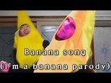 [퇴경아약먹자]Banana song(I'm a banana parody)