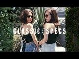 Classic Specs | Summer Lookbook