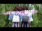 How I Style Handbags | PAULS BOUTIQUE | Q2HAN