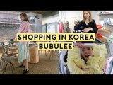 Shopping In Korea: Bubulee Spring Summer 2018 Outfits | Q2HAN