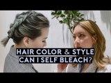 How to Self Bleach Hair? + Korean Hair Color & Style Trend 2018 | Q2HAN Qtalk #6