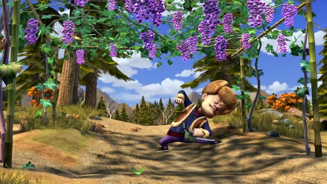 Boonie Bears Autumn Awesomeness Trailer EN  熊出没至秋日团团转   预告片