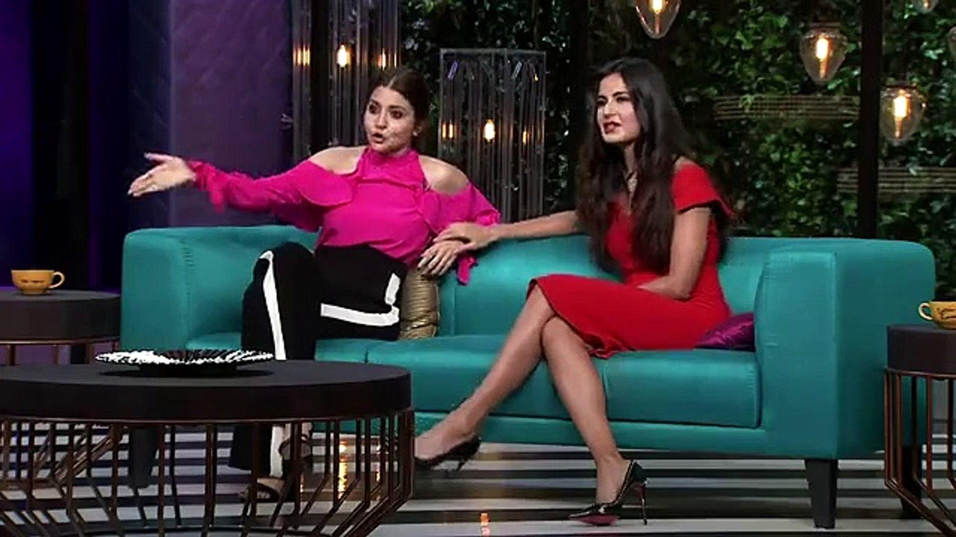 Koffee With Karan - Season 5 - Katrina Kaif, Anushka Sharma & Arjun Kapoor