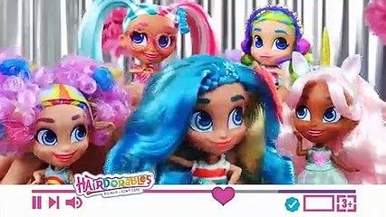 HAIRDORABLES, tes nouvelles poupées à collectionner !