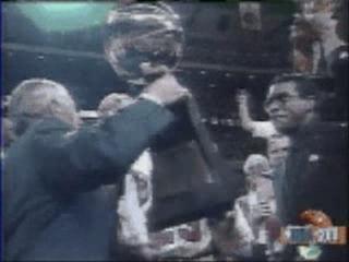 NBA BASKETBALL – Mickael Jordan MVP