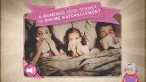 6 remèdes pour soigner un rhume naturellement