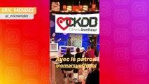  Kaaris en coulisses, alerte incendie dans le studio de TPMP... Le meilleur des Stories Insta des chroniqueurs ! (vidéo)