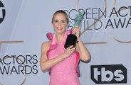Emily Blunt shares award with John Krasinski