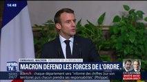 """Macron sur la crise des gilets jaunes: """"Je déplore que 11 de nos concitoyens Français aient perdu la vie pendant cette crise"""""""