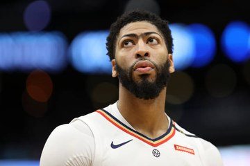 d7e344643b5 Anthony Davis Demands Trade From New Orleans Pelicans