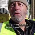 Grand débat à Beauvais : Didier souhaiterait que la situation des plus pauvres soit évoquée